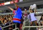 Foto: Hokeja karsējmeitenes