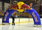 """Foto: """"Red Bull Crashed Ice"""" startē Daugavpilī"""