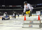 Foto: Red Bull Crashed Ice atlase Rīgā