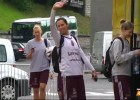 Video: Fani ieskandina Katovici, meitenes gatavojas Francijai