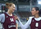 Video: Latvija veic piešaudi, Baško intervē Kubliņu