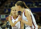 """Babkinu atskaita no WNBA kluba """"Sparks"""""""