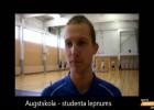 Video: Basketbols un studijas pēc vidusskolas