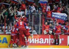 Krievija pārliecinoši triumfē pasaules čempionātā
