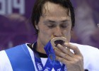 Olimpiskā hokeja turnīra MVP - 43 gadus vecais Selenne