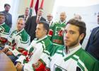 """HK """"Liepāja"""" mērķis nākamajā sezonā izcīnīt medaļas Latvijas čempionātā"""
