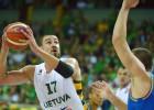 Lietuva čempionāta ievadā nosargā uzvaru pār Ukrainu