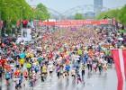 Lattelecom Rīgas maratons aicina 2500 skolēnus par pazeminātu dalības maksu sacensties Latvijas Skolu kausā