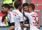 """Minhenes """"Bayern"""" triumfē Bundeslīgā jau ceturto sezonu pēc kārtas"""
