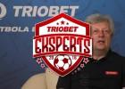 Video: Triobet futbola eksperts. 3 izteikti favorīti - vai visi uzvarēs?