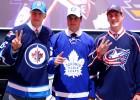 """""""Maple Leafs"""" ar pirmo numuru izvēlas Metjūzu"""