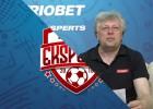 Video: Triobet futbola eksperts: Sarkanie velni vai Beils?