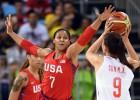 ASV basketbolistēm piespēļu rekords, Serbija pēdējā iekļūst astoņniekā