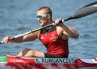 Rumjancevs izcīna bronzas medaļu PK pirmajā posmā
