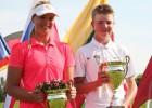 """""""Latvian Open"""" uzvaru izcīna Latvijas čempione Švanka un igauņu juniors Varjuns"""