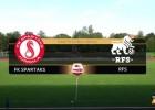 Video: ''Spartaks'' otro reizi nedēļā pārspēj ''RFS''