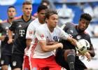 """Bayern"" tikai 89. minūtē izrauj uzvaru Hamburgā"
