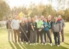 9. Avotu kausu golfā izcīna Uģis Audriņš un Linda Lapa
