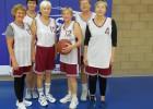Basketbola seniores plūc laurus Amerikā