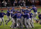 """""""Cubs"""" pārtrauc 108 gadu gaidīšanu un triumfē Pasaules sērijā"""