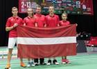 Latvijas badmintonisti dodas uz Pasaules junioru čempionātu Indonēzijā