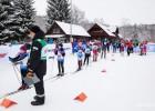 Tie paši uzvarētāji jauniešiem arī otrajā dienā LČ slēpošanā