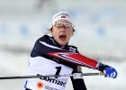 Norvēģu distanču slēpotāji Klēbo un Falla izcīna uzvaras PK sprintā