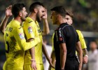 """Villarreal"" kritizē tiesnesi, Ramoss atbild Pikē un Dani Alvesam"