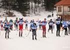 Latvijas čempionātu ar masu startu klasikā noslēdz jaunieši un Master grupa