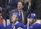 """Misēklis: """"Maple Leafs"""" piecu minūšu mazākuma vietā aizvada septiņas minūtes"""