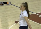 Video: Latvijas sieviešu volejbola izlase pārbaudes spēles noslēdz ar zaudējumu
