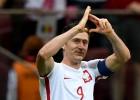Levandovskim <i>hat-trick</i>, Vācija iesit septiņus, Lietuva zaudē mājās, angļi glābjas