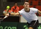 Podžus zaudē pirmajā mačā turnīrā ar ATP punktiem