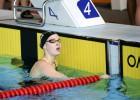 Arī peldētāja Ņikitina Baltijas valstu čempionātā pārspēj Latvijas rekordu