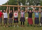Skotu kalniešu spēlēs Valmierā uzstādīti jauni rekordi