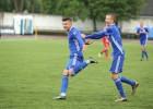 """""""Grobiņai"""" un """"Progress""""/""""Olaine"""" 5:1 uzvaras, Žaldovskis atkal bombardē"""