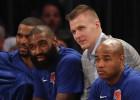 """""""Knicks"""" pirmssezonu pabeidz bez Porziņģa un bez uzvarām, Bertāns bez punktiem"""