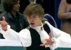 Video: Vasiļjevs Maskavā sasniedz personisko rekordu īsajā programmā