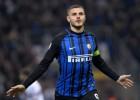 """Ikardi divi vārti, """"Inter"""" turpina bez zaudējumiem"""