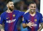 """Mesi 600. spēlē spīd Alkasers, """"Barcelona"""" 18. mājas uzvara pēc kārtas"""