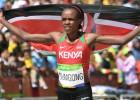 Riodežaneiro olimpisko spēļu čempione maratonā saņēmusi četru gadu diskvalifikāciju