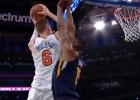 Video: Porziņģim efektīga otrā vieta NBA dienas topā