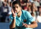 """Svaresam divi vārti, Pikē tiek pie diskvalifikācijas, """"Barcelona"""" nesamaksā par kļūdām"""