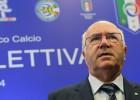 Itālijas Futbola federācijas prezidents pēc fiasko tomēr pamet amatu