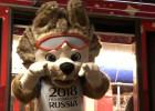 Video: Maskavā atklāj Pasaules kausa metro vilcienu