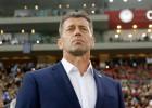 Pasaules kausā neiekļuvusī Grieķija pagarina līgumu ar treneri