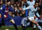 """""""Barcelona"""" pēc gada pārtraukuma nespēj uzvarēt savā laukumā """"La Liga"""" mačā"""