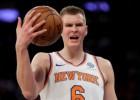"""Porziņģa pārstāvētā """"Knicks"""" janvārī aizvadīs spēli Londonā"""