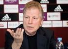 """Starkovs par """"Riga"""" un RFS: """"Esmu vīlies par gājienu nelaist futbolistus uz izlasi"""""""