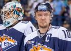 """KHL vēsturē rezultatīvākais spēlētājs Mozjakins pagarina līgumu ar """"Metallurg"""""""
